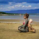 Meline Beach – healing mud – 8 minutes drive